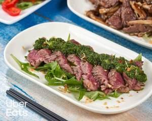 Bingaz Street Food_Beef tataki_2880x2304_wm